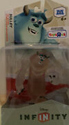 Mj/ Disney Infinity Crystal Exclusive Sully Action Figure