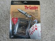 Western Camillus Knife Set Made In Usa Lot15195