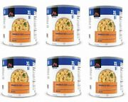Mountain House Scrambled Eggs With Bacon Freeze Dried Food Lot Of 6 Cans New