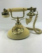 Vtg Phone Push Button Dialing Model 51604 Parts Not Working
