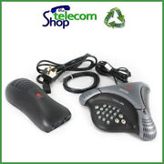 Polycom Voicestation 300 Conference Phone In Black