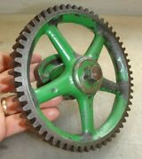 Cam Gear And Pin For Stover Y Or W Hit And Miss Old Gas Engine. Part No. E209