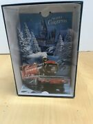 Hallmark Paper Wonder Harry Potter 3 D Christmas Boxed 12 Cards New In Box