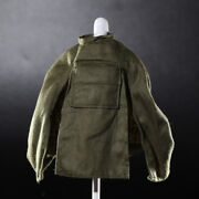Sp-tcc-gn 1/12 Green Wired Military Poncho For 6 7 Figures No Figure