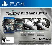 Tony Hawkand039s Pro Skater 1 And 2 Collectorand039s Edition Ps4 Pre Order Ships 9/12