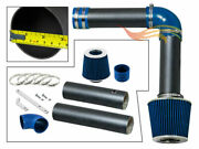 Xyz Rw Blue Sport Cold Air Intake Kit For 04-08 Acura Tl 3.2/3.5 And 05-08 Rl 3.5l