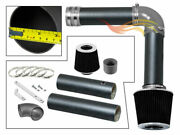 Xyz Rw Grey Sport Cold Air Intake Kit For 04-08 Acura Tl 3.2/3.5 And 05-08 Rl 3.5