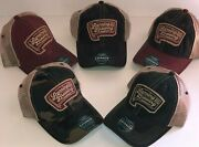 Lansing Brewing Company Legacy Old Favorite Trucker Hat