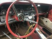 1965 Ford Thunderbird Interior Steering Column And Wheel - Other Parts Avaiable