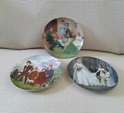 Knowles Collectors Plate The Sound Of Music 3 Pieces 5th 7th 8th Plates