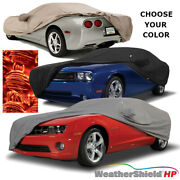 Covercraft Weathershield Hp Car Cover 2015 To 2021 Ford Mustang Coupe And Conv
