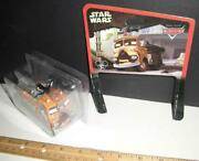 Star Wars Disney Parks Cars - Diecast Metal - Red As Chewbacca