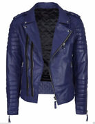 Vintage Men's Motorcycle Jackets Top Quality Distress Cowhide Leather Jackets