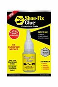 Instant Professional Grade Shoes Footwears Boots Repair Glues Adhesives Flexible