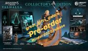 Assassins Creed Valhalla Collector's Edition Ps4 Confirmed Pre-order