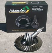 Ford 9 Inch Mustang Falcon Rearend 4.10 Ring And Pinion Auburn 4.11 Gear Set