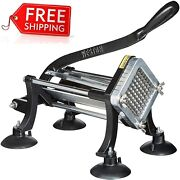 Weston Restaurant Style Iron And Stainless Steel Home Kitchen French Fry Cutter
