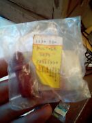 Nos 22511559 Security Wheel Trim Cover Lock Bolt Wire Wheel Red Code A 1982-83