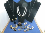 Vintage Jewelry Lot All Kjl Kenneth Jay Lane Some For Avon Camelot Duchess 12 Pc
