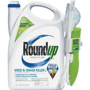 Roundup 1.33 Gal Ready To Use Wand Sprayer Weed And Grass Killer Iii 4 Pk
