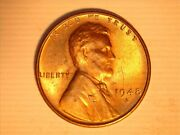 1948-s Lincoln Wheat Penny In Bu Condition 527-3
