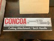 Concoa Cutting Torch Handle 8224890-01-1 Style 4890