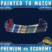 New Painted To Match - Front Bumper Replacement For 2006-2011 Cadillac Dts 06-11