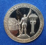 Queen Mary Of Romania Association The Cult Of Heroes Fallen In The War Medal