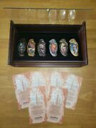 Boris Vallejo Knightstone Knife Collection With Display Case