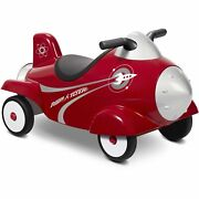 Ride-on Toddler Child Airplane Car Red Kid Infant Wagon Push Walker Play Toy New