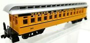N Roundhouse 88100 50and039 Overland Dandrgw Passenger Coach 319 Nib