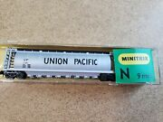 Minitrix N Scale Union Pacific Cylindrical Center Flow Hopper 51312300