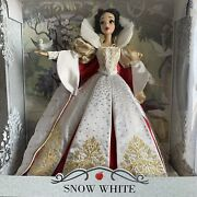 Snow White Doll Saks Fifth Avenue Limited Edition 2017 1 Of 1000 Unopened