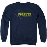 Adult Friday Night Lights Tv Sweatshirt Dillion Panthers Texas Forever Sm - 3xl