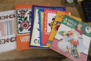 8 Beautifully Illustrated Children's Books--in Russian--lot C