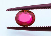 0.68ct Vivid Red Ruby Gia Certified Gorgeous Clean Stone And 100 Untreated