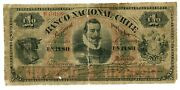 Chile Andhellip P-s331 Andhellip 1 Peso Andhellip 1888 Andhellip Vg+.