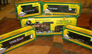 Buddy L Railway Express Limited G Scale Set 2004 Engine, Tender, Caboose 6-pcs