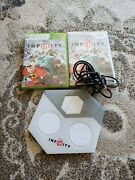 Large Lot Of Disney Infinity 1.0 Figures, Discs, Pad, Wii, Xbox 360 And More