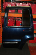 Jeep Cherokee Liberty Kj 3.7l V6 06and039 Nsr Rear Passanger Side Bare Door In Blue