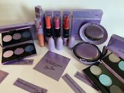 Mac Dame Edna Collection - 7 Piece Lot Brand New Le