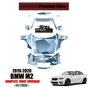 Xpel Ultimate Plus Precut Paint Protection Kit For Bmw M2 2019-2020 Xpel