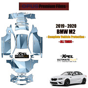 Xpel Ultimate Plus Precut Paint Protection Clear Bra Kit For Bmw M2 2019 - 2020