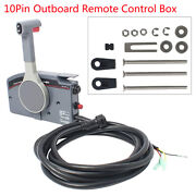 For Yamaha Outboard Motor Oem703-48205-16-00 10pin Outboard Remote Control Box