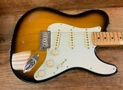 Fender Parallel Universe Strat-tele Hybrid Maple Fingerboard 2-color Sunburst
