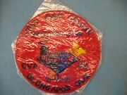 Rare 1971-72 Uss Coral Sea Cva43 Westpac Cruise Olongapoand039s Own Ace Novelty Patch