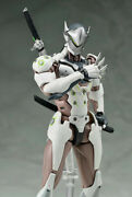 Overwatch Figure Genji Figma Action Figure No. 373 Max Factory Authentic New