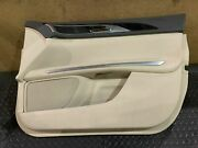 Lincoln Mkz 2013-2016 Fwd Oem Front Passenger Right R Side Door Cover Card Panel