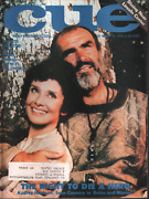 New York Cue Magazine March 19 1976 Audrey Heburn Sean Connery 060820ame