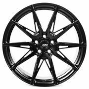 20 Adv1 Adv5.0 Black 20x9 Forged Concave Wheels Rims Fits Toyota Camry